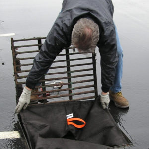 Storm Sentinel Adjustable Catch Basin Insert Complete